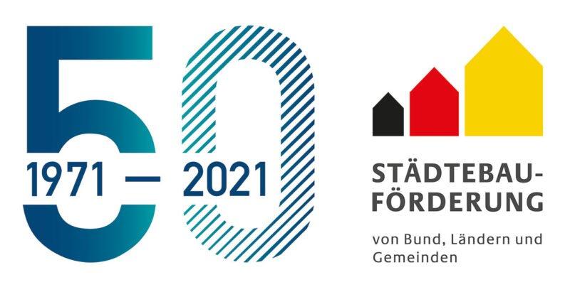50 Jahre Städtebauförderung von Bund, Ländern und Gemeinden, 1971-2021